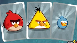 Angry Birds Under Pigstruction - Highest Score Chirp Valley Daily Event! iOS/Android