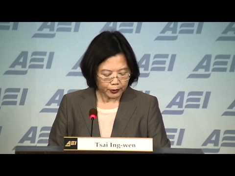 Dr. Tsai Ing-wen: Taiwan's Economy and Trade Agreements