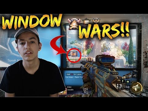 Black Ops 3 Window Wars & Search And Destroy With Fans!
