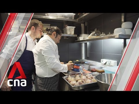From sleeping on the streets of Paris to owning a Michelin-star restaurant | Remarkable Living