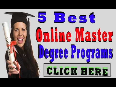 5 Best Online Master in Educational Technology Degree Programs