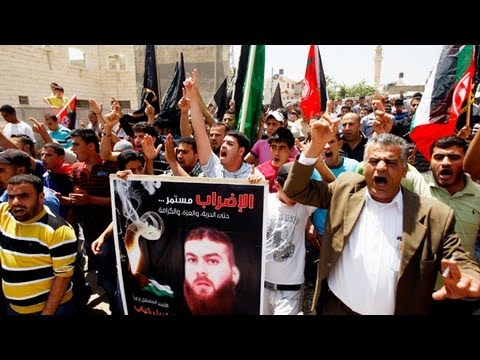 Mosaic News 5/4/2012: Two Palestinian Hunger Strikers Near Death as Israel Postpones Appeal Decision