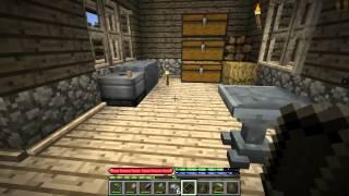 Minecraft TerraFirmaCraft #9: Building A Barn