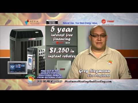 "Heatwave Heating & Cooling - ""Plane Financing"" :30"