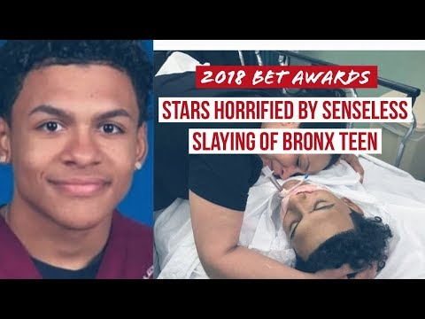T.I., Desiigner And More Call For #Justice ForJunior At 2018 BET Awards