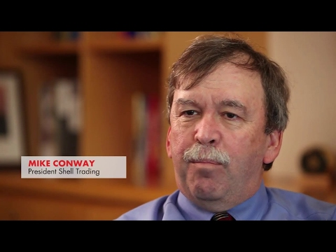 Shell Trading - Mike, Executive Vice President | Shell Careers