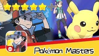 Pokémon Masters - DeNA Co., Ltd. - Walkthrough Super Classic Game Recommend index five stars