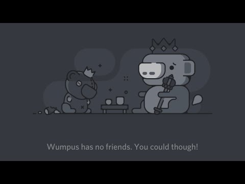 What Happens When You Try To Send A Friend Request To Wumpus? Discord