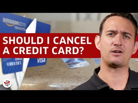 How When To Cancel Credit Card Or Not And How It Will Affect Your Credit Score