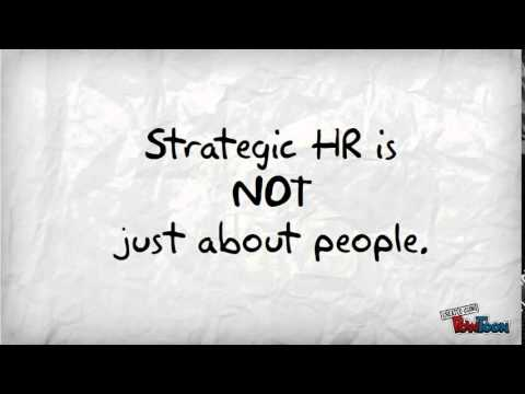 What is Strategic HR?