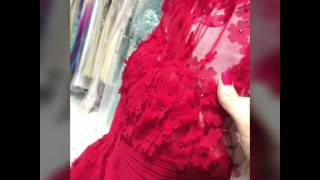 Tony Bowls red short dress. Короткое красное платье для выпускного. Или вечернего коктейля.
