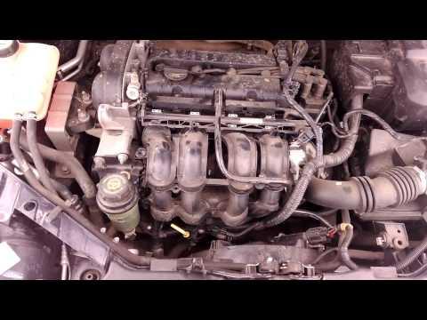 Форд Фокус 2 Двигатель Ford Focus II