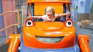 Детская Площадка Паровозик Томас и Боб Строитель в Дубаи / Mattel Playground Playtown in Dubai