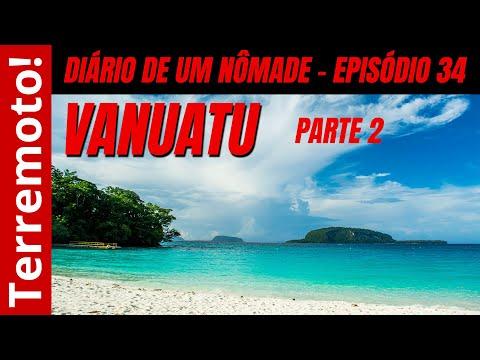 Diário de um nômade  - Ep. 34 (Espiritu Santo, Vanuatu)