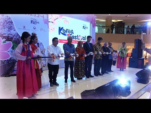 Festival Korea 2018 di Surabaya - NET. JATIM
