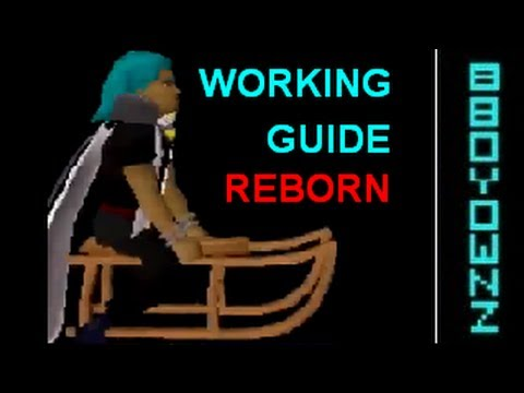 [WORKING] Runescape Glitch Guide: Sled Glitch REBORN ~ Bug Abuse - 2012/new