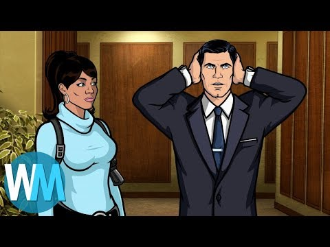 Top 10 Archer Running Gags