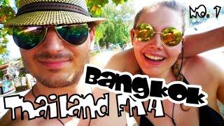 THAILAND FMA NO. 1 | ANKUNFT in BANGKOK und SHOPPINGRAUSCH | CozyHouse in Asien