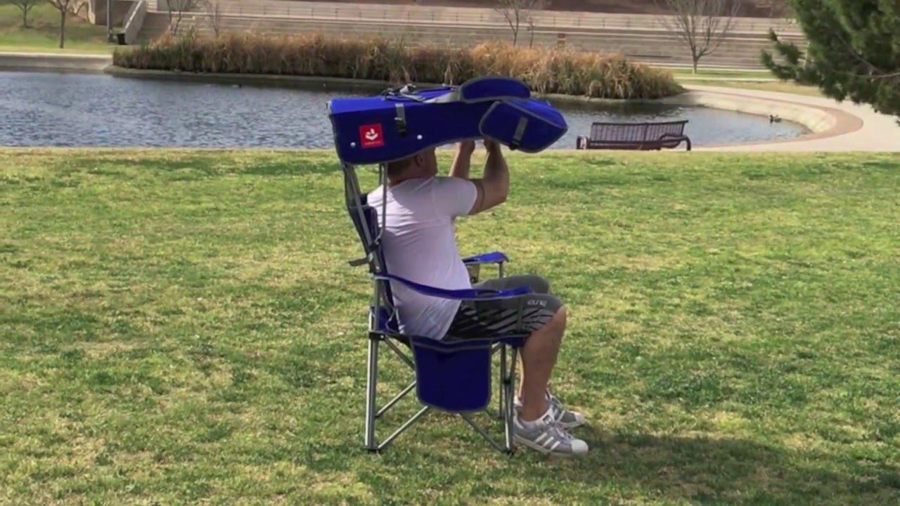The Original Canopy Chair 3.0 & The Original Canopy Chair 3.0 - YouTube
