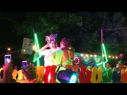 Dadhikando mela Salori Allahabad dance By AJAY SAWARA .song mile jo tere Naina