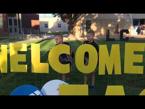 Lubbock Christian School Best First Day Ever 2017/2018