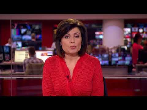 Jane Hill BBC News at Six January 30th 2018
