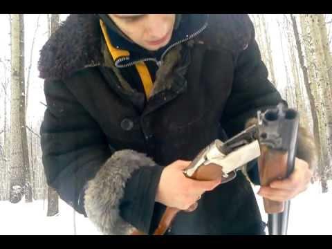 Охотничье ружьё тоз-34 было разработано талантливым инженером коровяковым. Затем производитель решил добавить флажок, поворот которого.