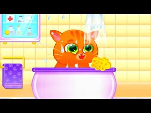 Трёхцветный Котёнок бубу : Меняем окрас - Прохождение игры
