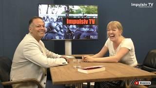 Outtakes Katharina Stüber bei Impulsiv TV im Sommer 2018