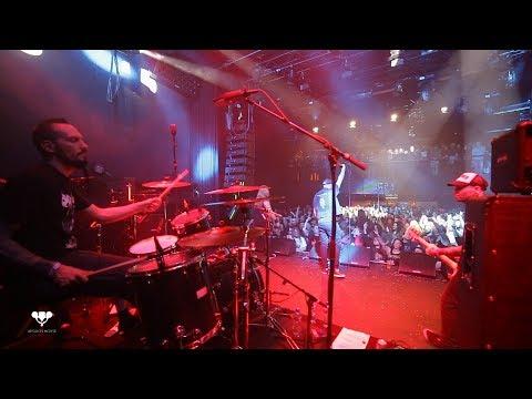 ROTTEN SOUND @ Netherlands Deathfest III [Full Live/Pro-Shot HD] 2018