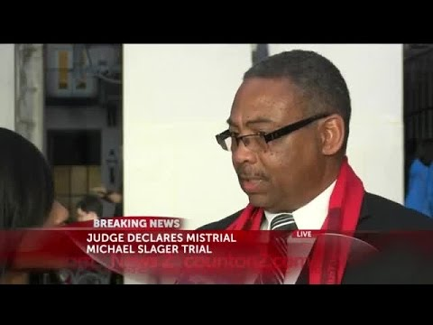 Reaction to Michael Slager mistrial