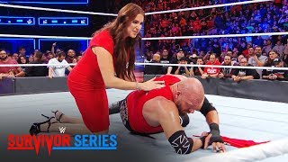 Download Video Stephanie McMahon tends to Triple H after a beatdown by Braun Strowman: Exclusive, Nov. 19, 2017 MP3 3GP MP4