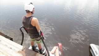 Flyboard Instructional Video - How to get up and flying quickly