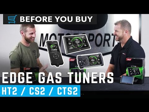 Edge Evolution Tuners for Ford Gas Trucks Good Better Best Before You Buy