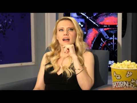 Kate McKinnon on Popcorn with Peter Travers