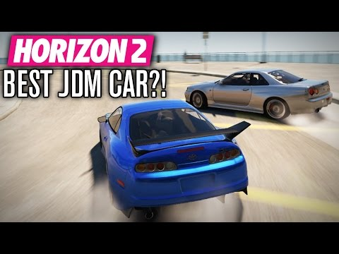 Forza Horizon 2 | BEST JDM CAR!!! (Furious 7 Review / Thoughts - Extended Discussion)