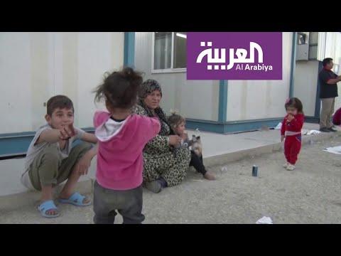 مئات الأكراد السوريين يهربون إلى العراق  - نشر قبل 2 ساعة