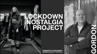 Sue Barrett's Lockdown Nostalgia Project - GORDON