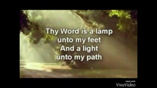thy word is a lamp unto my feet prince and princy