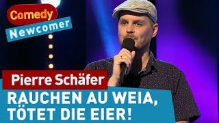 Pierre Schäfer: Tabak, Thermomix und AfD Hessen