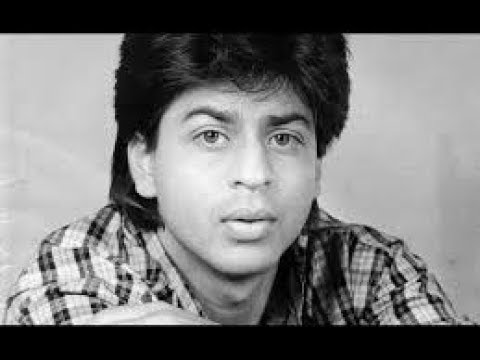 Rare interview of shahrukh khan ehen he was young - YouTube