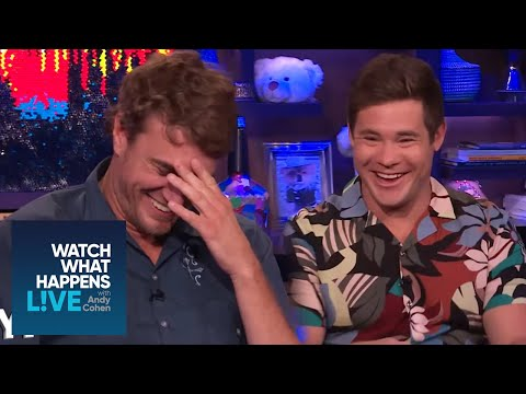 Shep Rose & Adam DeVine's Scandalous Hookup Facts | WWHL from YouTube · Duration:  3 minutes 18 seconds