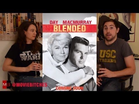 """Blended"" Movie Review - MovieBitches Ep 18"
