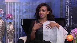 Chelena Yeshiwondim Interview with Sunday with EBS