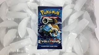 Pokemon Experiment: LEAVING A BOOSTER PACK IN THE FREEZER!