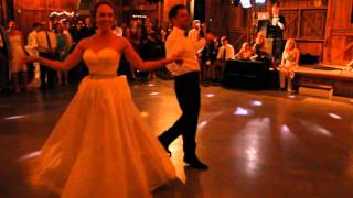 Brittney & Blake: First Dance to Can