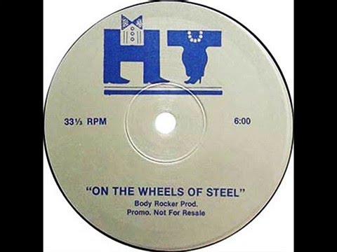 Various – On The Wheels Of Steel