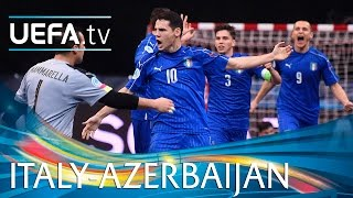 Fustal EURO Highlights: Watch Merlim
