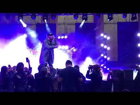 Kenji [Live] - Mike Shinoda (Linkin Park / Fort Minor) - Identity LA - Los Angeles City Hall