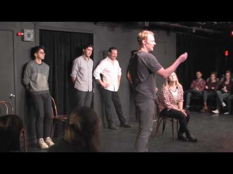 Airwolf - UCB NY Cagematch - April 13, 2017